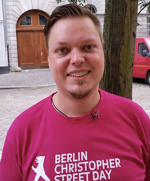 David Staeglich-Büge