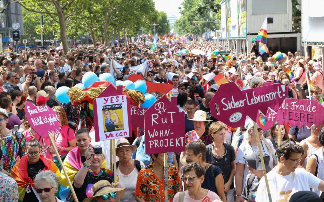 Tag der lesbischen Sichtbarkeit 26.04.2021