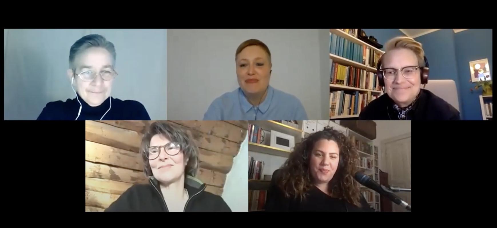 Talk am Tag der lesbischen Sichtbarkeit: Berliner Künstler*innen