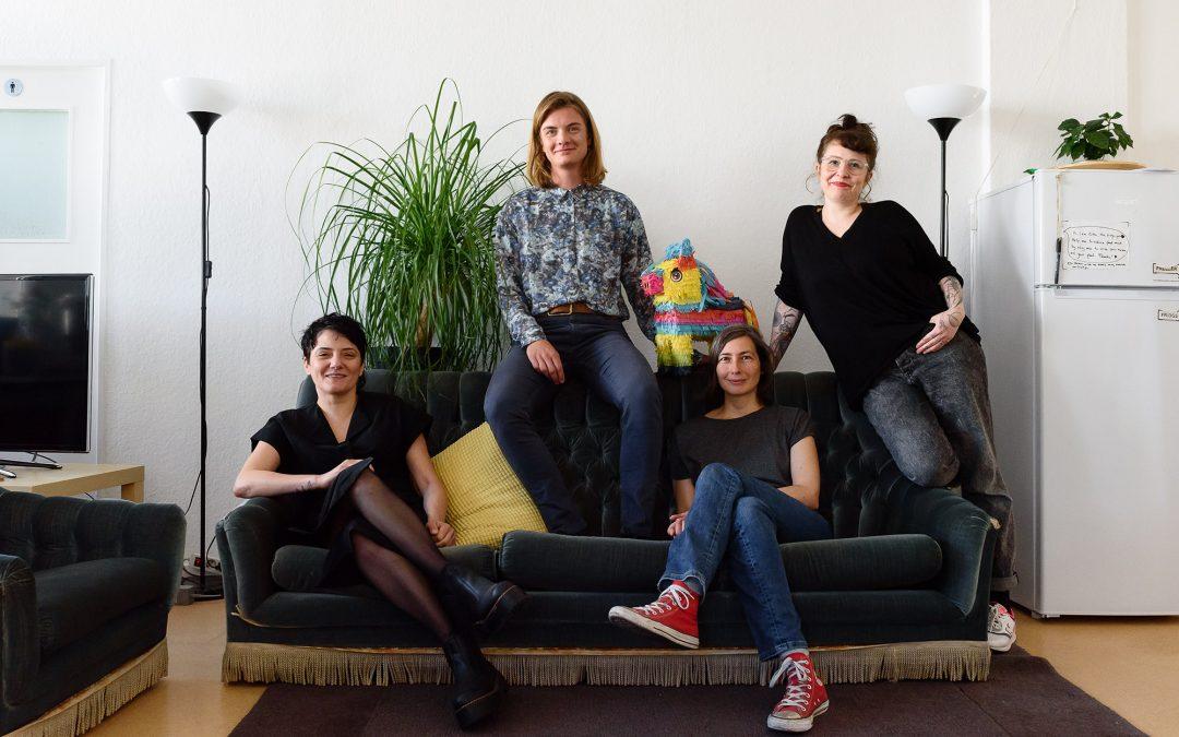 CSD Berlin supported! @sibelsjourney