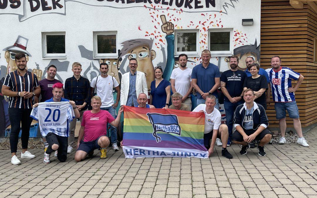 20 Jahre Hertha Junxx